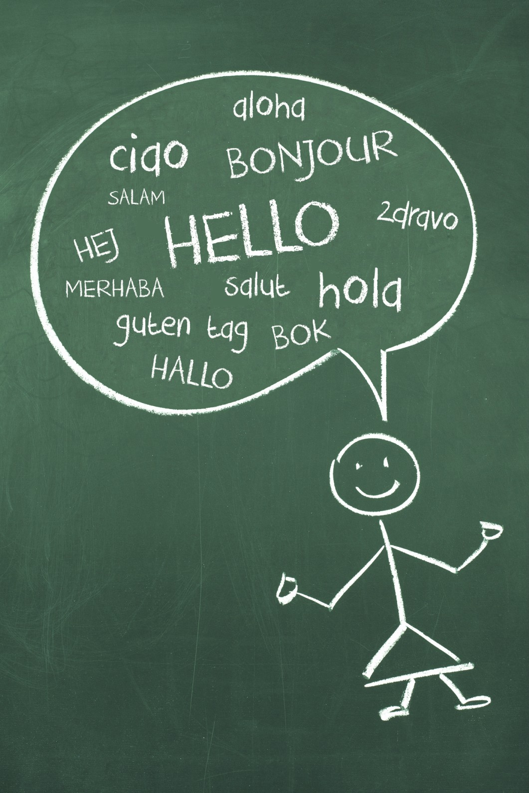 Bilingual teachers instruct in two languages