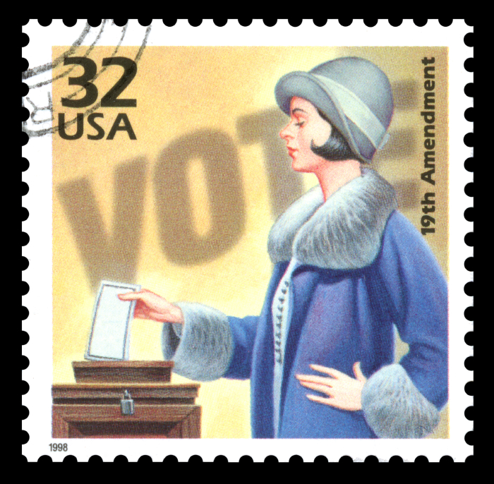 Women in American Political History