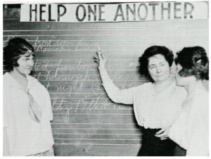 Education pioneer Emily Griffith