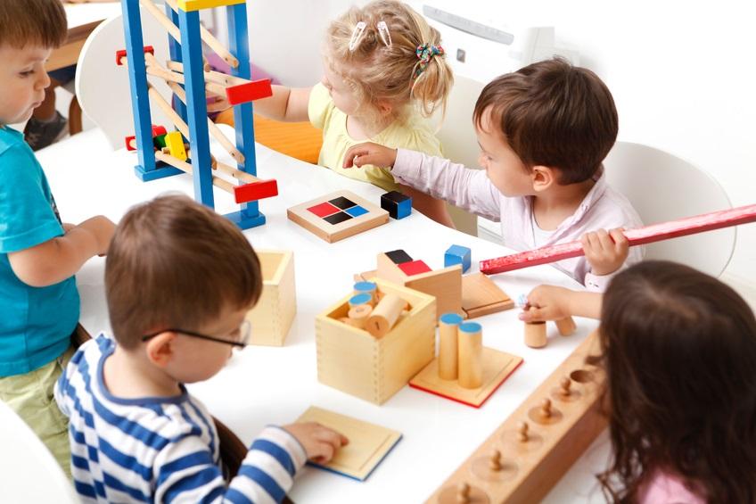 Early Childhood Educators: Balancing Work & Play
