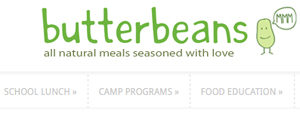 Butter Beans of New York City helps schools provide more nutritious meals to their students.