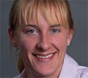 Sarah Thompson of Save the Children