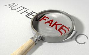 The prevalence of fake news online obliges teachers to show students the difference between what's real and what's fake.