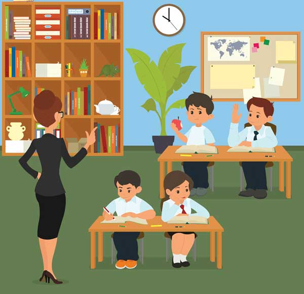 Teachers should look for ways to strengthen their listening skills