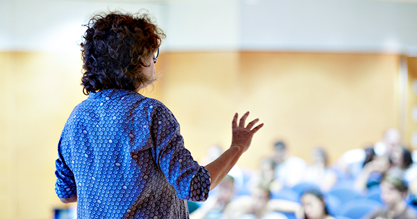 Teachers should avoid these presentation mistakes.