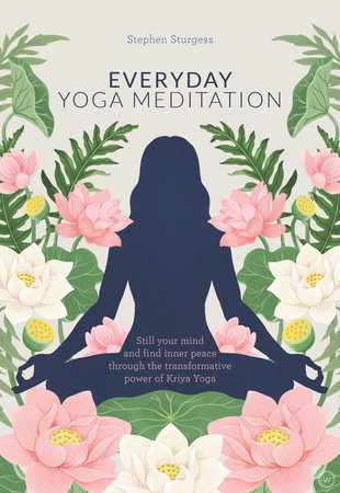 Everyday Yoga Meditation book cover
