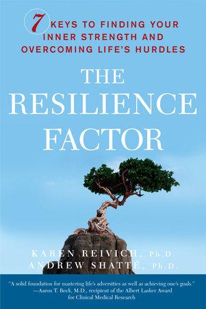 Resilience Factor book cover