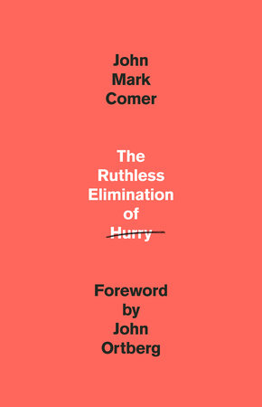 The Ruthless Elimination of Hurry book cover