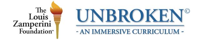 Louis Zamperini Foundation + Unbroken Curriculum
