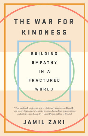 The War for Kindness book cover