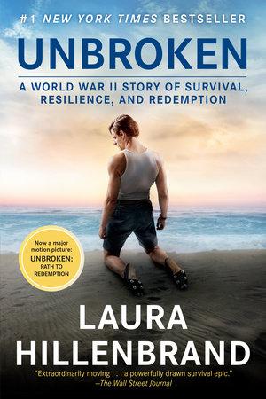 Unbroken (Movie tie-in edition) book cover