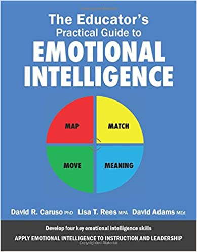 """Book cover: """"The Educator's Practical Guide to Emotional Intelligence"""""""