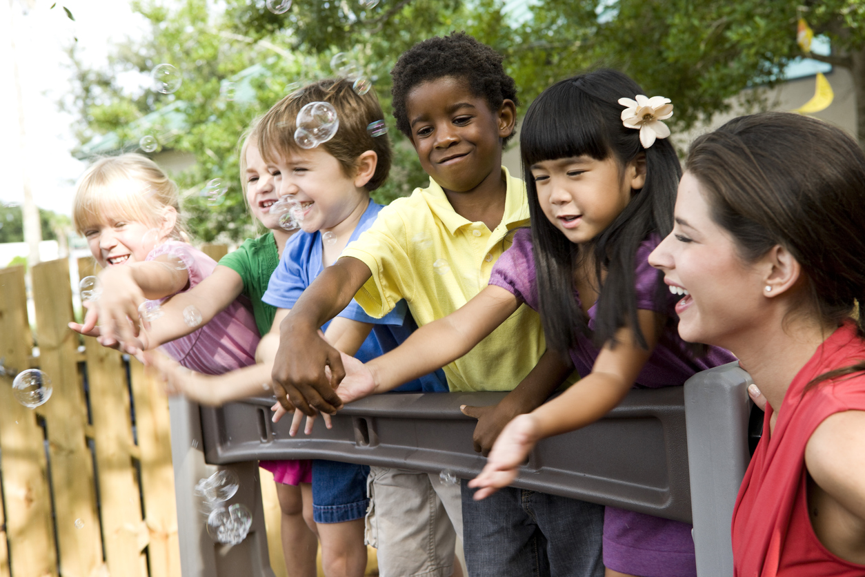 Early childhood program directors manage preschools.