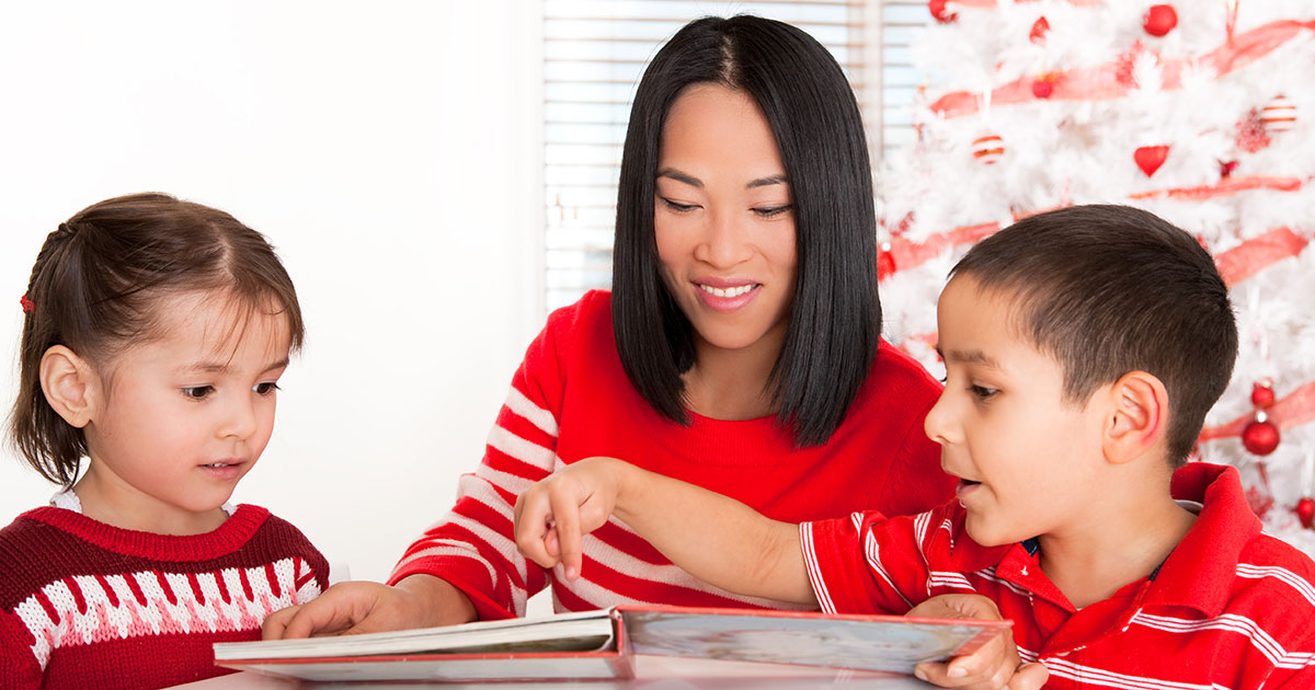How teachers can make the best of the holiday season