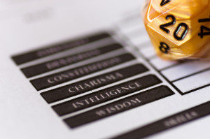 Creative Writing Students and Tabletop Games