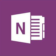 The OneNote app from Microsoft works in smartphones and tablet PCs