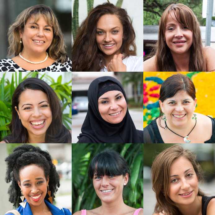 Diverse Lit for Women's History