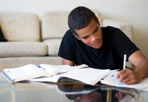 High school students benefit the most from homework assignments