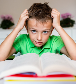 Homework starts to prove its value for middle school students.