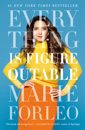Everything is figureoutable book cover