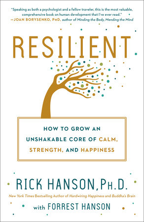 Resilient Unshakable book cover