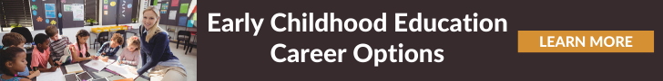 Early childhood education career options