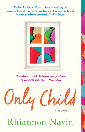 Only Child book cover